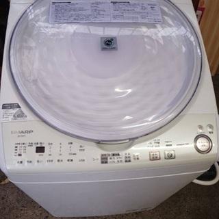 お話し中です シャープ 洗濯機 7キロ
