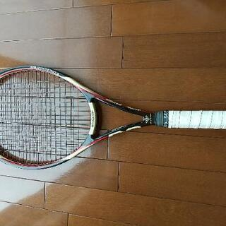 硬式テニスラケット2本セット ダンロップ ダイアクラスター