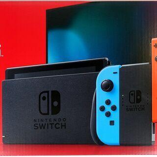 【ネット決済・配送可】Nintendo Switch 本体 (ニ...