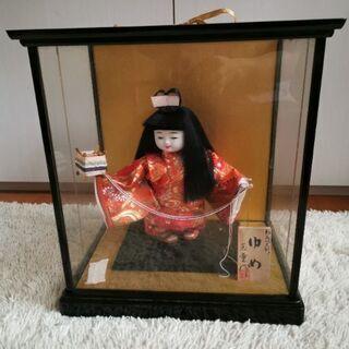 人形⑥「わらべ人形」【引取限定/差し上げます】