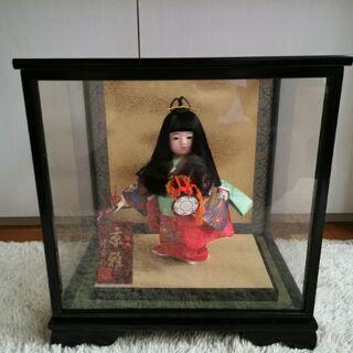 人形⑦京雅【引取限定/差し上げます】