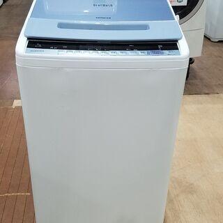【愛品館市原店】日立 2019年製 7.0kg全自動洗濯機 BW...