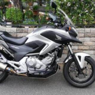NC700X ABS 車検2年 OVERマフラー ピレリーエンジ...