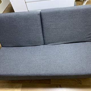 リクライニングソファ コンパクト ソファベッド
