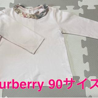 Burberry 90cm 女の子