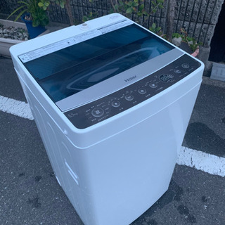 配送無料🚛当日配送‼️5.5kg 洗濯機 🎖超スリムスタイル🎖掃...