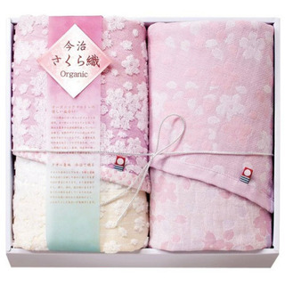 今治タオル さくら織 母の日ギフト 贈り物 プレゼント