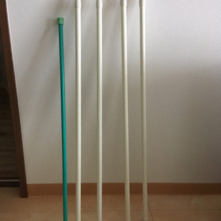 つっぱり棒 突っ張り棒 4本