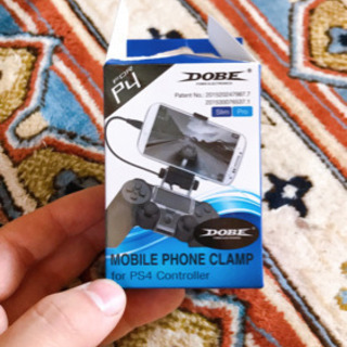 MOBILE PHONE CLAMP for PS4Contro...