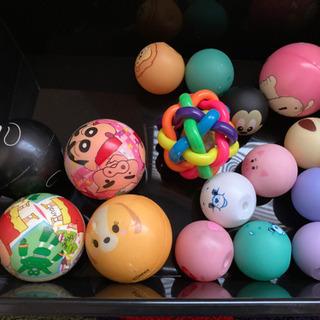 ビニールボール
