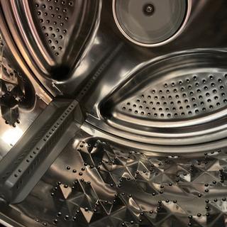 Panasonicドラム式電気洗濯乾燥機