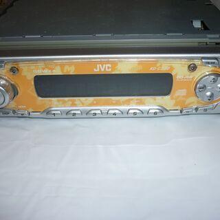 カーステレオ JVC CDレシーバー KD-C250