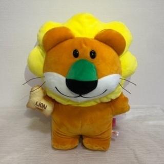 たべっ子どうぶつ ライオン ぬいぐるみリュック