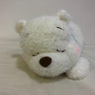 Disney クマのプーさん ぬいぐるみ 白熊Ver
