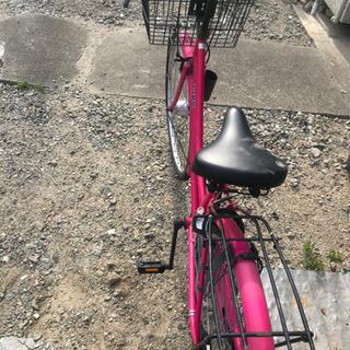 26インチ自転車1