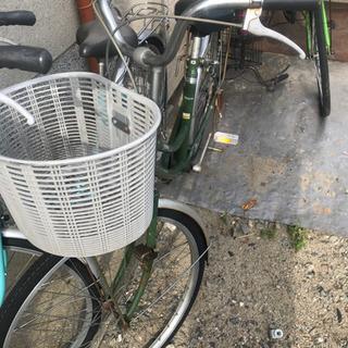 26インチ自転車3