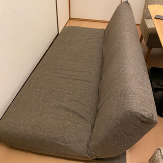 ゆったり座れる快適なソファ☆彡