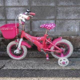 自転車12インチ女児用(決まりました)