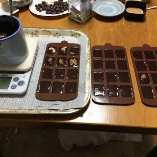くーねる✕まねぶ  カカオ豆からチョコづくり講座