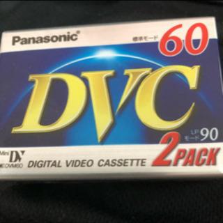 Panasonic  ミニDVカセット