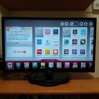 【お相手決まりました!】LG スマートテレビ 32インチ  32...