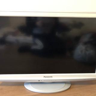 【ネット決済・配送可】日本製TH-L32X1-W パナソニックテレビ
