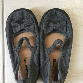 女の子 靴 18cm