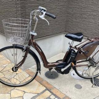 [交渉中]ヤマハ アシスト自転車 新基準 バッテリー予備付