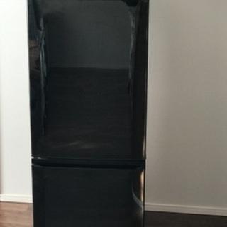 【値下げ】三菱冷凍冷蔵庫 MR-P15Y-B 2014年製…