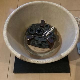 電熱式風炉 茶道具