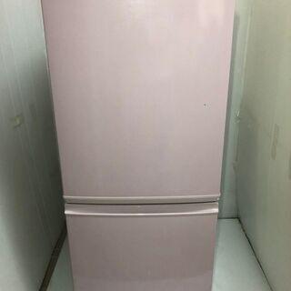 SHARP(シャープ)★ノンフロン冷凍冷蔵庫★SJ-14X-P★...