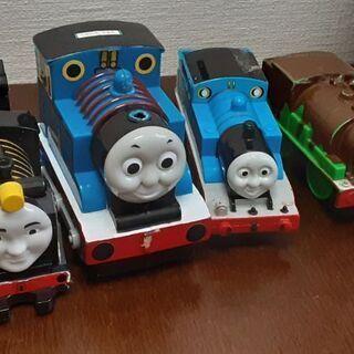 トーマスの列車セット