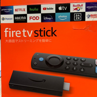【ネット決済】Amazon  fire TV   新品