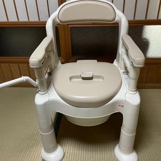 介護用簡易トイレ 未使用