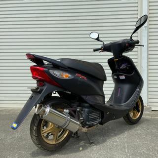ヤマハJOG・ZR50cc