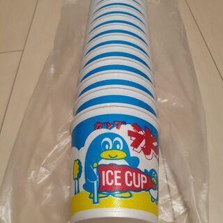 かき氷 使い捨てカップ