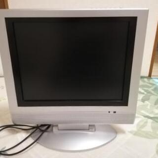 無料 15インチ液晶テレビ