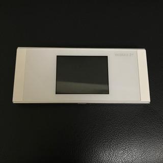 【ネット決済】WiMAX2+ポケットwifiルーター