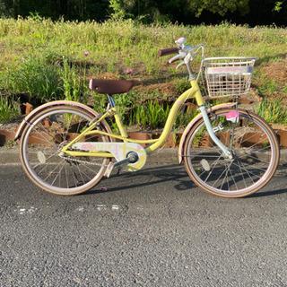 【ネット決済】【お譲り先決定しました】こども用自転車 20インチ