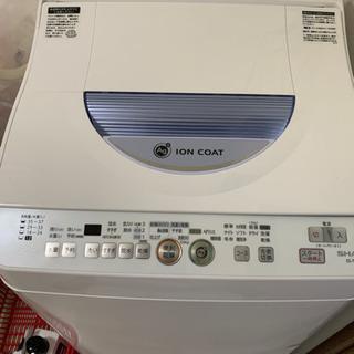 【ネット決済】シャープ洗濯機です‼️