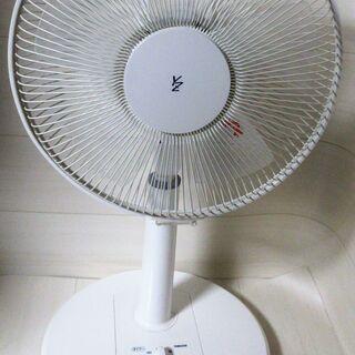 ☆YAMAZEN 山善 YLT-AG301 30cm リビング扇...