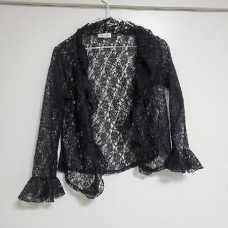 期限6/11:ドレス レース ジャケット 羽織り ボレロ