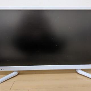 DVDプレーヤー内蔵 24V液晶テレビ