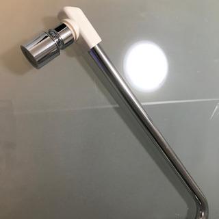 キッチン用蛇口 シャワーとストレート切替