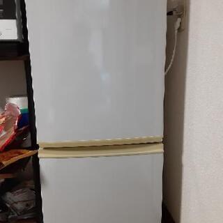 冷蔵庫 シャープ SJ-14P-H