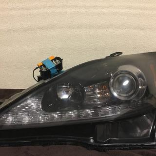 ★左右セット★レクサスIS  78works製ヘッドライト 後期タイプ