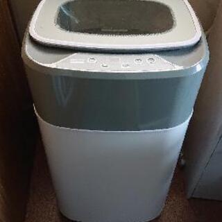 コンパクト!一人暮らし用洗濯機