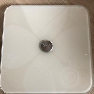 【ネット決済】体重計