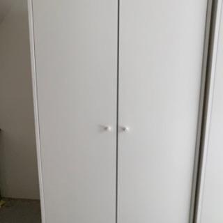 【美品 0円】IKEAのシンプルワードローブ
