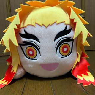 未使用【鬼滅の刃】煉獄杏寿郎 メガジャンボ寝そべりぬいぐるみ